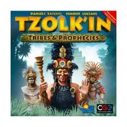 Tzolkin: Tribes & Prophecies