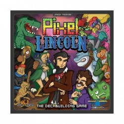 Pixel Lincoln: Expansion