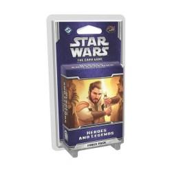 Star Wars LCG: Heroes a...