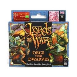 Lords of War: Orcs Vs Dwarves