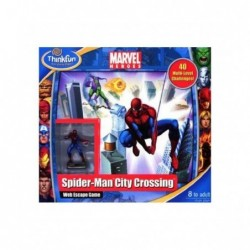 Spiderman City Crossing