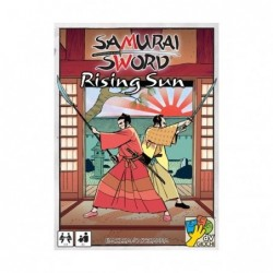 Samurai Sword Rising Sun