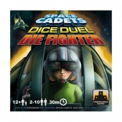 Space Cadets Dice Duel Die...