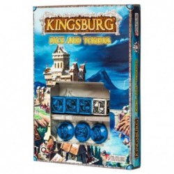 Kingsburg Dice & Tokens...