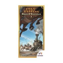 Colt Express: Paarden en...