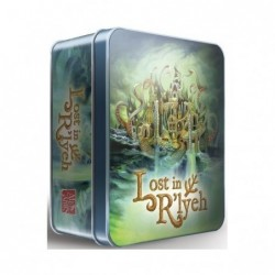 Lost in R'lyeh