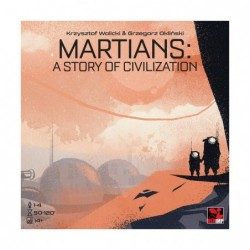 Martians: A story of...