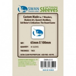 Swan Sleeves (Thik) 65x100...