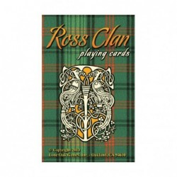 Ross Clann Playing Cards