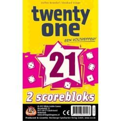 Twenty One: Score Bloks