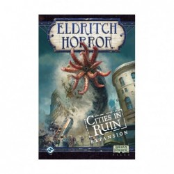 Eldritch Horror: Cities of...