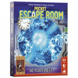 Pocket Escape Room: De Tijd...