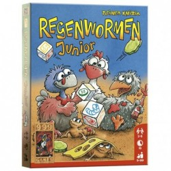 Regenwormen Junior (2de Ed)
