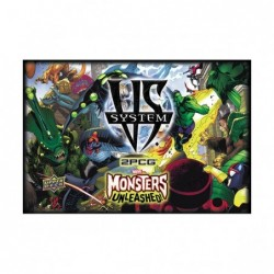 Vs System 2PCG: Monsters...