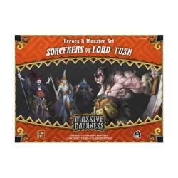 Massive Darkness: Sorcerors...
