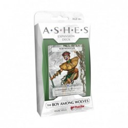 Ashes: The Boy Among Wolves
