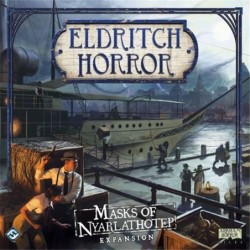 Eldritch Horror: Masks of...