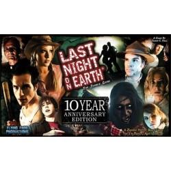 Last Night on Earth 10th...