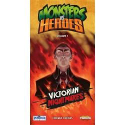 Monsters vs. Heroes:...