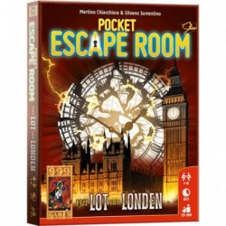 Pocket Escape Room: Het Lot...