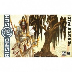 Rising Sun: Monster Pack