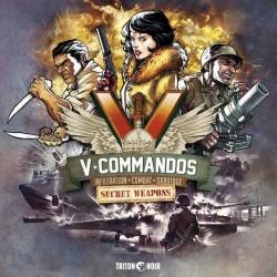 V-Comando's: Secret Weapons