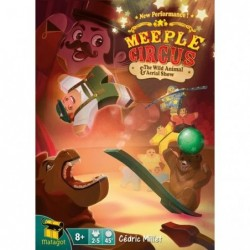 Meeple Circus: The Wild &...