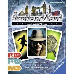 Scotland Yard Kaartspel