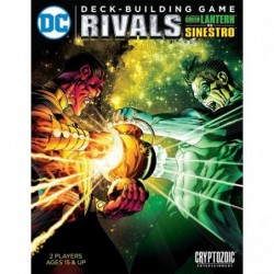 DC Comics DBG Rivals: Green...