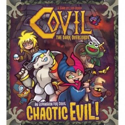 Covil - The Dark Overlords:...