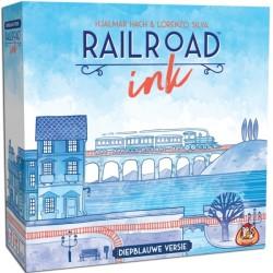 Railroad Ink (Diepblauw)