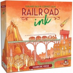 Railroad Ink (Vuurrood)