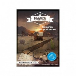 Escape Adventures: Sjamanen...