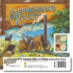 Stephensons Rocket: Eastern...