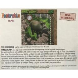Zooloretto: Tapir