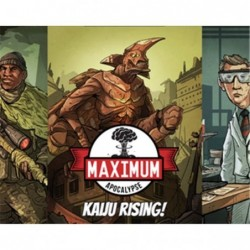 Maximum Apocalypse: Kaiju...