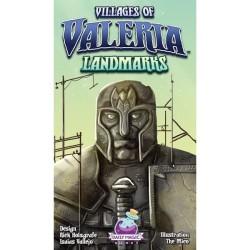 Villages of Valeria: Landmarks