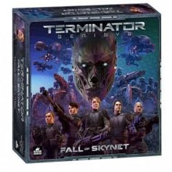 Terminator Genisys: Fall of...