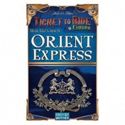 Ticket to Ride Europe:...