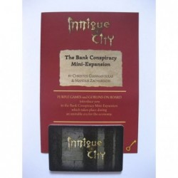 Intrigue City: The Bank...