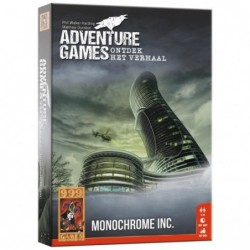 Adventure Games: Monochrome...