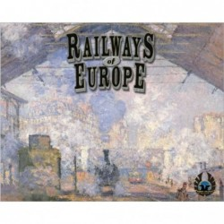 Railways of Europe (2017...