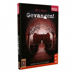 Adventure by book: Gevangen