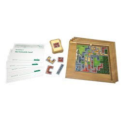 Magnetic Travel Games: Puzzle Beach
